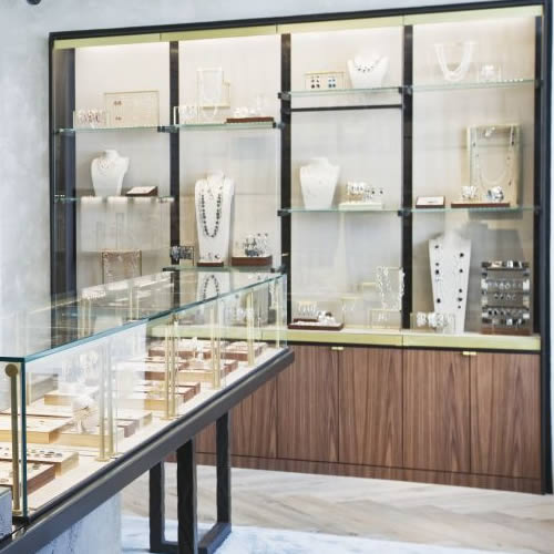Retail Stores Control Jewellery stores