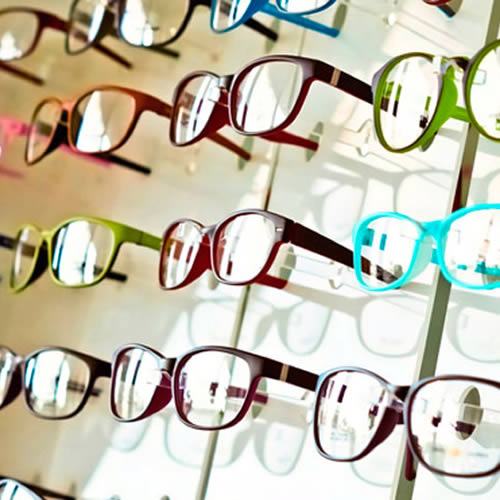 Retail Stores Control Opticians